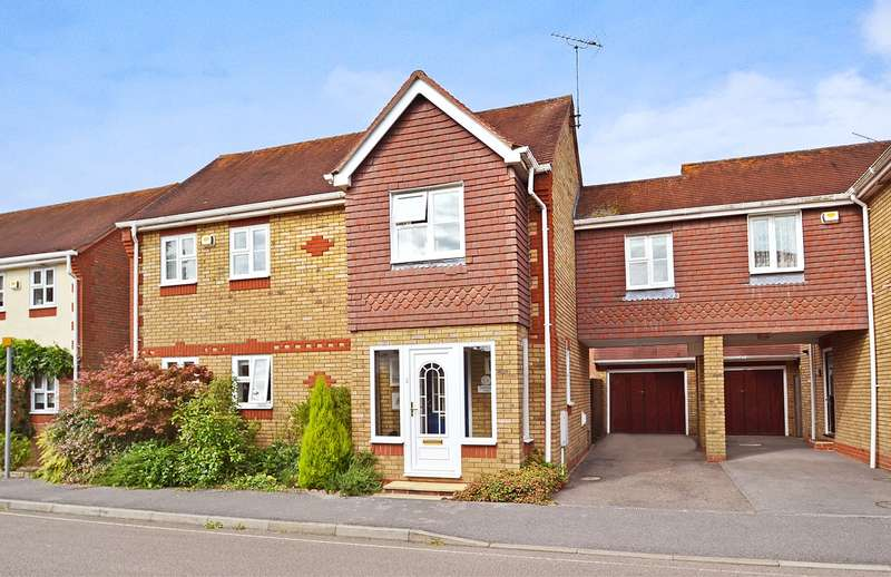 3 Bedrooms House for sale in Tanbridge Park, Horsham, West Sussex, RH12