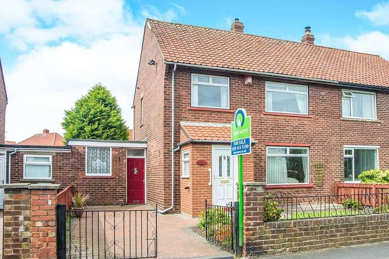 3 Bedrooms Semi Detached House for sale in Park Lane, Winlaton, Blaydon-On-Tyne, NE21