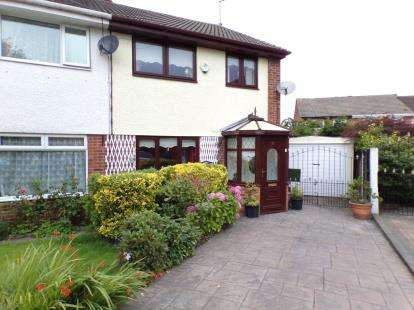 3 Bedrooms Semi Detached House for sale in Chestnut Road, Walton, Liverpool, Merseyside, L9