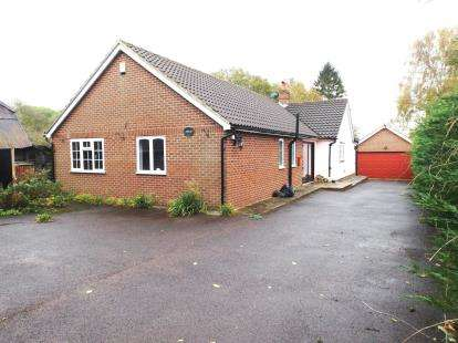 4 Bedrooms Bungalow for sale in Stoke By Clare, Sudbury, Suffolk