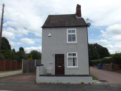 2 Bedrooms Detached House for sale in Thorpe Street, Chase Terrace