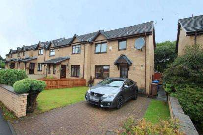 3 Bedrooms End Of Terrace House for sale in Beresford Grove, Stanecastle, Irvine, North Ayrshire