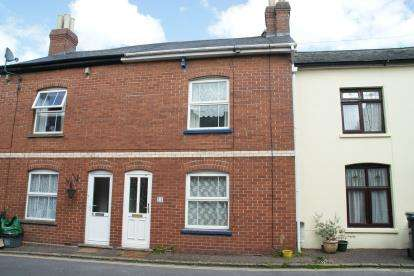 2 Bedrooms Terraced House for sale in Honiton, Devon