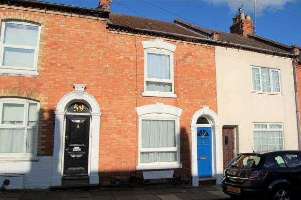 2 Bedrooms Terraced House for sale in Ethel Street, Abington, Northampton NN1 5ER