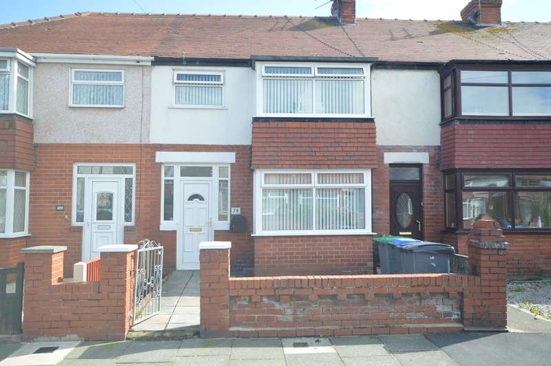 3 Bedrooms Terraced House for sale in Ivy Avenue, South Shore