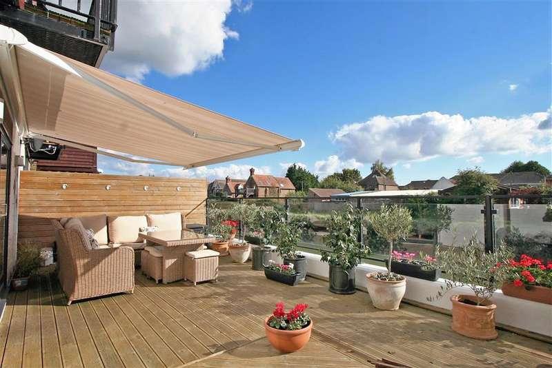 2 Bedrooms Ground Maisonette Flat for sale in River Road, Arundel, West Sussex