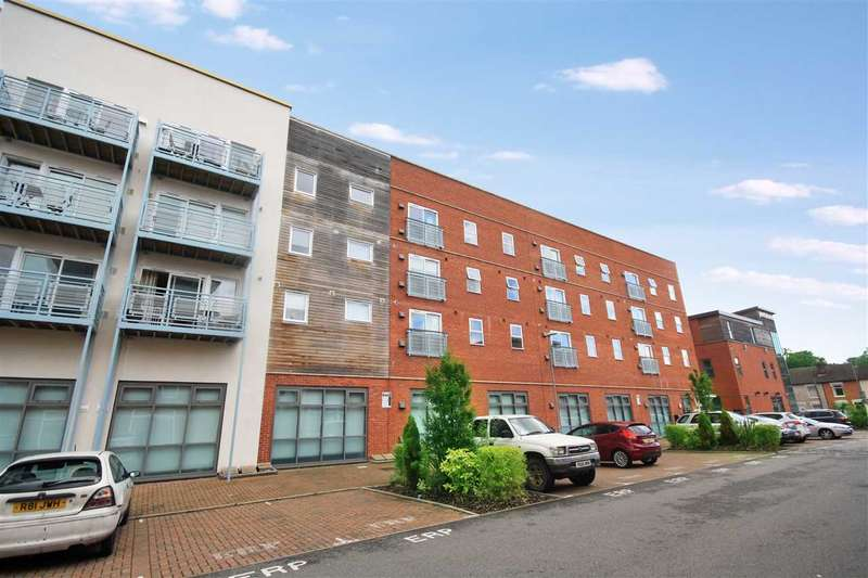 2 Bedrooms Apartment Flat for sale in Compair Crescent, Ipswich