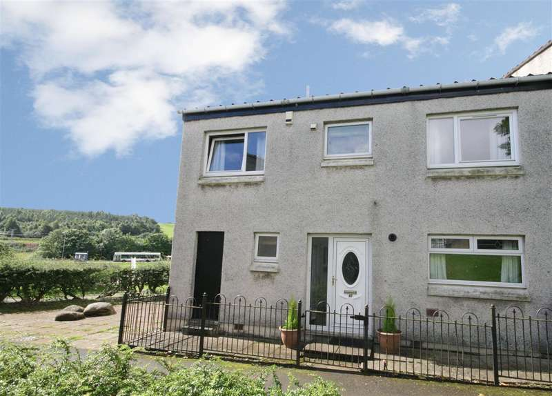 4 Bedrooms Semi Detached House for sale in Calder Place, Falkirk