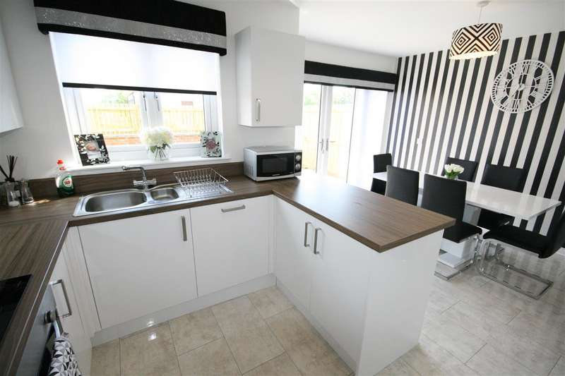 3 Bedrooms Detached House for sale in Phase 4, Blythewood Terrace, Falkirk