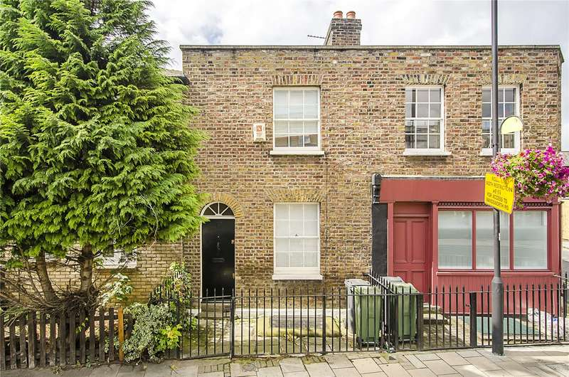 3 Bedrooms Terraced House for sale in North Street, Clapham, London, SW4