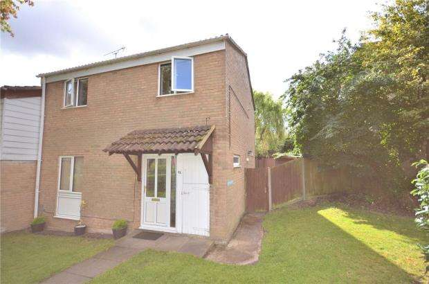 3 Bedrooms End Of Terrace House for sale in Ludlow, Bracknell, Berkshire