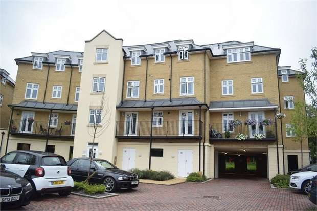 2 Bedrooms Flat for sale in 16 Mackintosh Street, Bromley, Kent