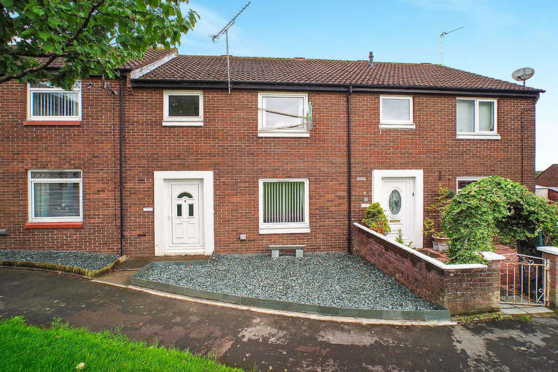 3 Bedrooms Semi Detached House for sale in Bowness Court, Workington, CA14