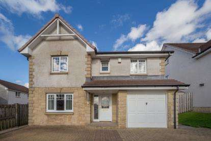 4 Bedrooms Detached House for sale in Ashlar Avenue, Carrickstone