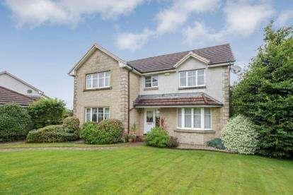 4 Bedrooms Detached House for sale in Birkdale Crescent, Westerwood