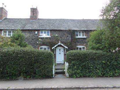 2 Bedrooms Terraced House for sale in Main Street, Swithland, Loughborough, Leicestershire
