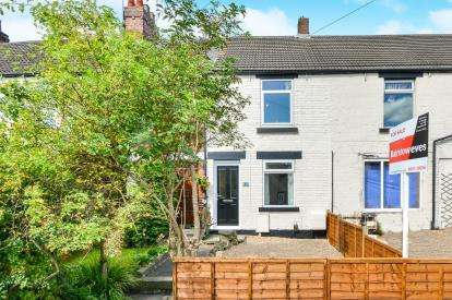 3 Bedrooms Terraced House for sale in Mansfield Road, Skegby, Sutton-In-Ashfield, Notts