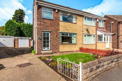 3 Bedrooms Semi Detached House for sale in Barkby Road, Sheffield, South Yorkshire