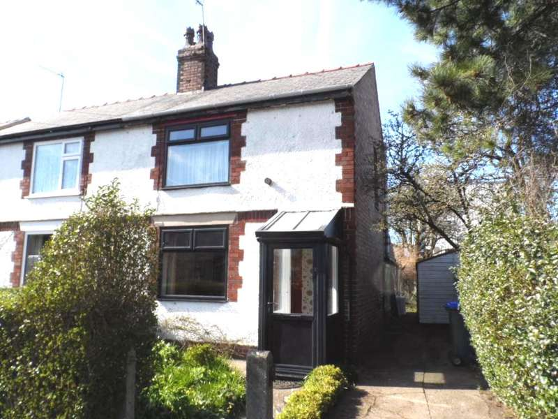 2 Bedrooms Semi Detached House for sale in Lee Road, Blackpool, FY4 4QS