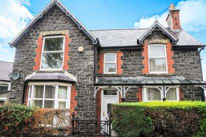 3 Bedrooms Detached House for sale in Park Road, Llanfairfechan, Conwy, LL33