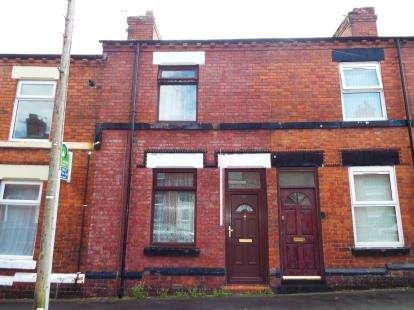 3 Bedrooms Terraced House for sale in Rodney Street, St. Helens, Merseyside, WA10
