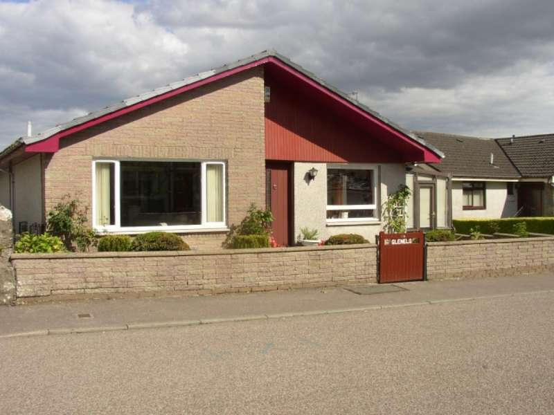3 Bedrooms Bungalow for sale in Glenelg 62d Hunter Street, Dunoon, Kirn, Dunoon, PA23 8JR