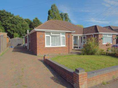 2 Bedrooms Bungalow for sale in Bishopstoke, Eastleigh, Hampshire