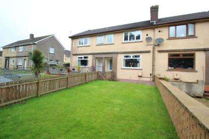 2 Bedrooms Terraced House for sale in Maid Morville Avenue, Dreghorn, Irvine, North Ayrshire