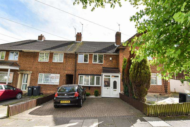 3 Bedrooms Terraced House for sale in Greenstead Road, Moseley