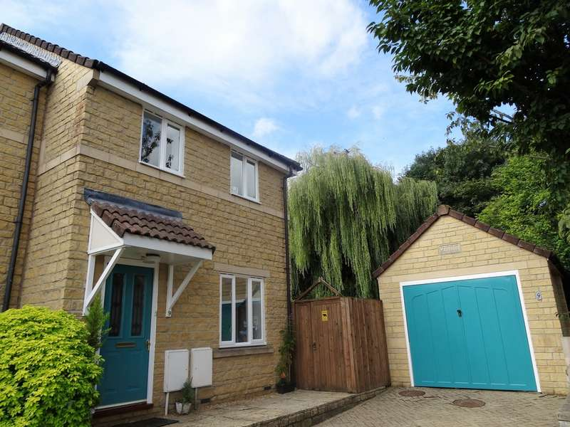 3 Bedrooms End Of Terrace House for sale in Cotswold View, Southdown, Bath