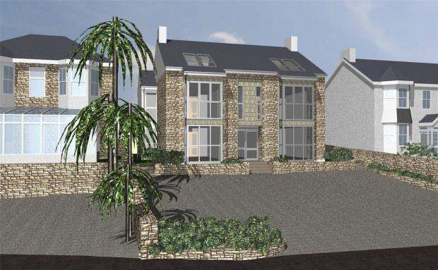 House for sale in Endsleigh House, St. Ives Road, Carbis Bay