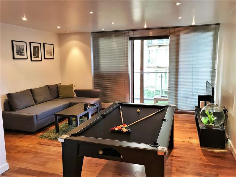 2 Bedrooms Apartment Flat for sale in The Edge, Clowes Street, Salford, M3 5NB