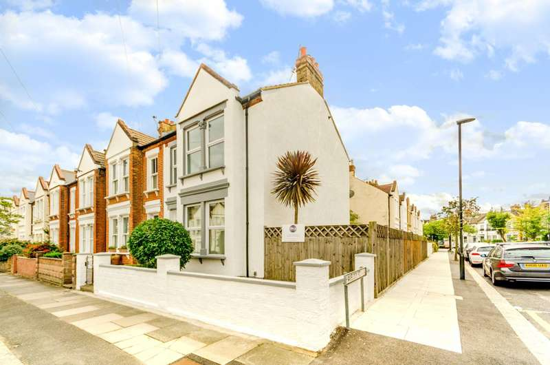 3 Bedrooms End Of Terrace House for sale in Kohat Road, Wimbledon, SW19