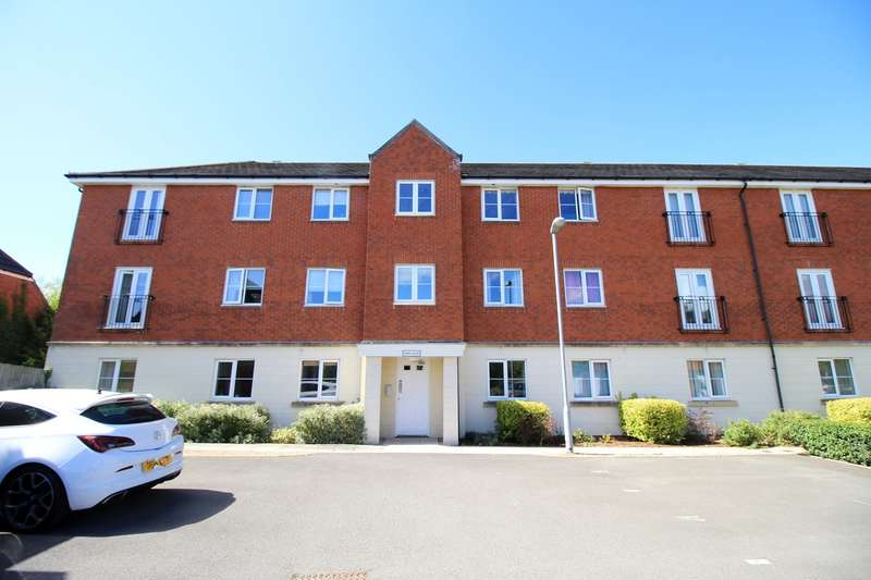 2 Bedrooms Apartment Flat for sale in Powis Close, NEWPORT, NP10