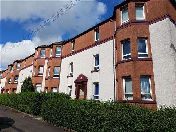 2 Bedrooms Apartment Flat for sale in Todd Street, Glasgow