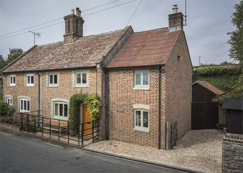 4 Bedrooms Semi Detached House for sale in Lower Bockhampton, DORCHESTER, Dorset