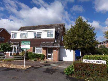 3 Bedrooms Semi Detached House for sale in Verney Drive, Stratford-Upon-Avon