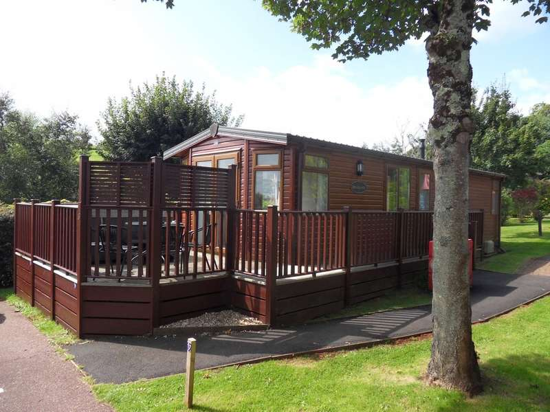 2 Bedrooms Mobile Home for sale in South Hams, Totnes Road