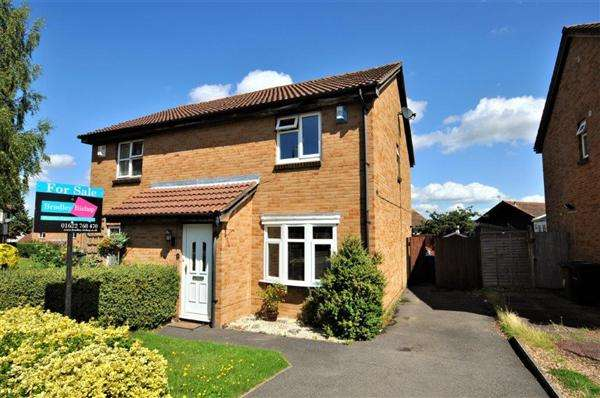 3 Bedrooms Semi Detached House for sale in Downswood ME15