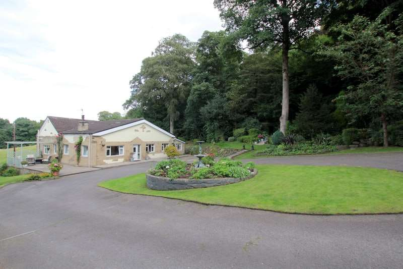 6 Bedrooms Bungalow for sale in Hainworth Wood Road, Keighley, West Yorkshire, BD21