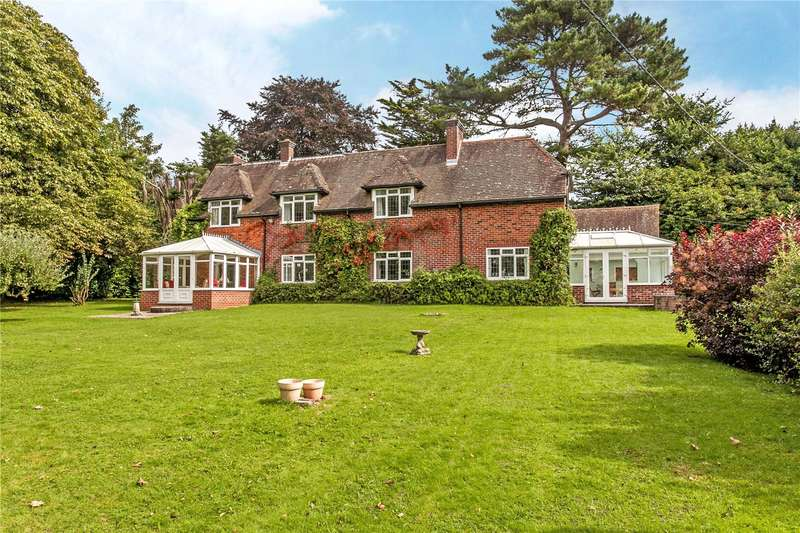 4 Bedrooms Detached House for sale in Hampton Hill, Swanmore, Hampshire, SO32