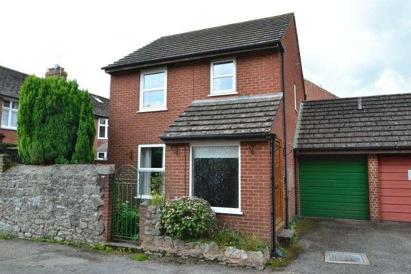 2 Bedrooms Link Detached House for sale in PARKFIELD ROAD, TOPSHAM, EXETER, DEVON