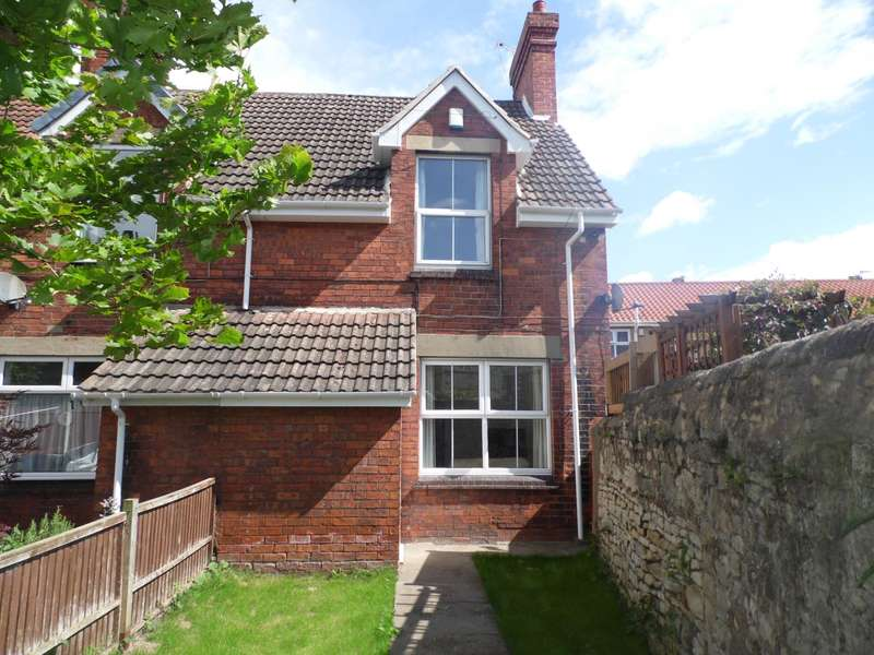 2 Bedrooms End Of Terrace House for sale in St. Lawrences Terrace, Doncaster, DN6