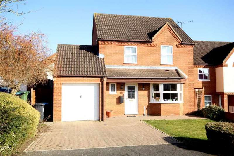 3 Bedrooms Detached House for sale in 3 BED FIELDS END/GARAGE/2 RECEPTION/CUL DE SAC IN Jasmin Way, HP1