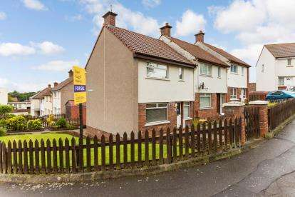 2 Bedrooms End Of Terrace House for sale in Woodlands Crescent, Ayr