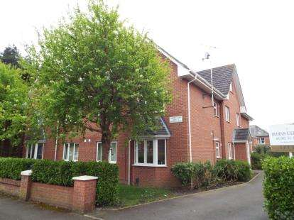 2 Bedrooms Flat for sale in 39 Hamilton Road, Bournemouth, Dorset