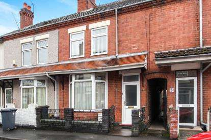 3 Bedrooms Terraced House for sale in Stewart Street, Nuneaton, Warwickshire
