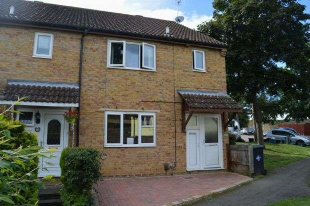 3 Bedrooms End Of Terrace House for sale in Crowthorp Road, Rectory Farm, Northampton NN3 5EY