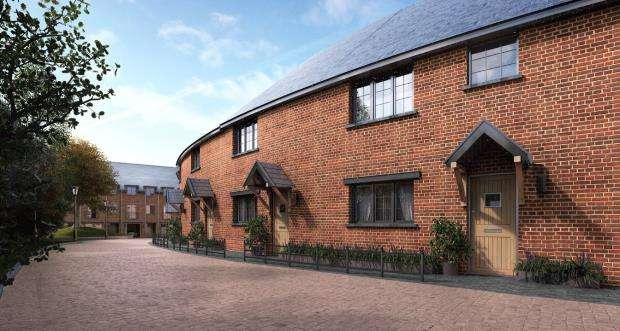 3 Bedrooms Terraced House for sale in Soby Mews, Pottery Road, Bovey Tracey, Devon