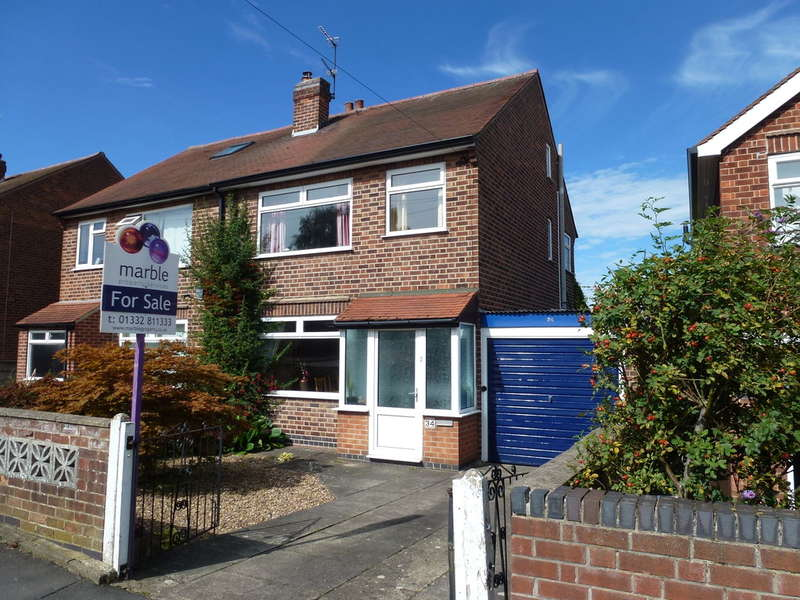 4 Bedrooms Semi Detached House for sale in Hallam Fields, Castle Donington
